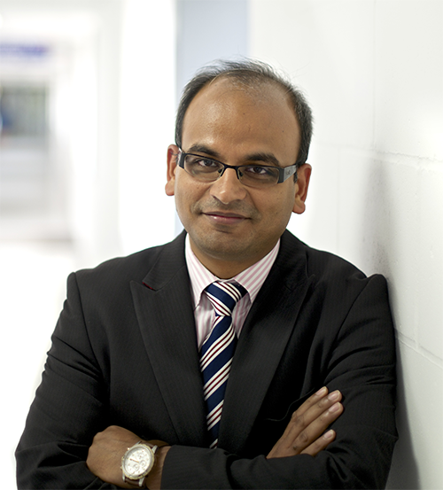 Photo of Doctor Mukesh